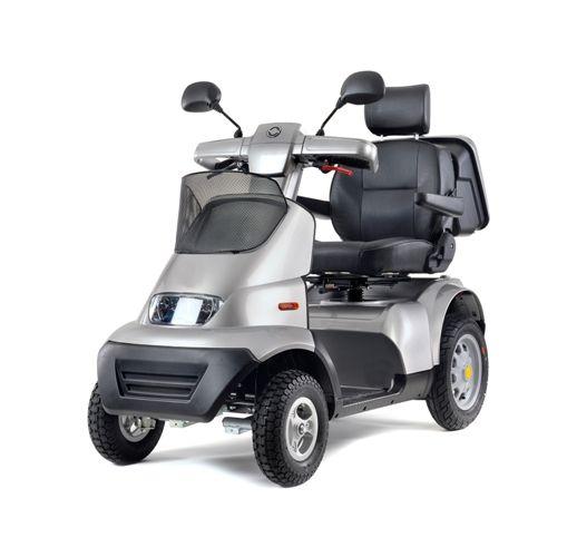 Scootmobiel Afikim Breeze S4