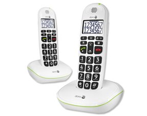Seniorentelefoons Dect draadloos