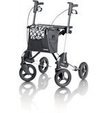 Topro Troja 2G Rollator met zachte wielen en luxe tas