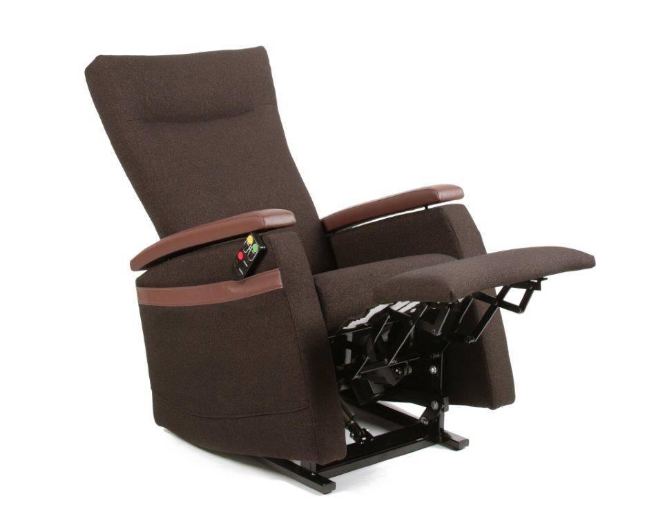 Sta op stoel duet picasso motorig maatwerk mogelijk