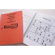 Grootletter Sudoku