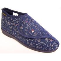 Verbandpantoffels - Pantoffels Betsy Blauw (vrouw)