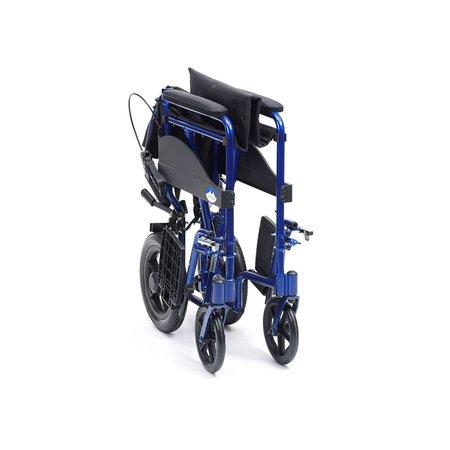 Drive Transport Duwwagen Experdition Plus - Duwrolstoel