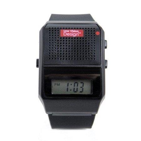 Low Vision design Low vision nederlands sprekend horloge