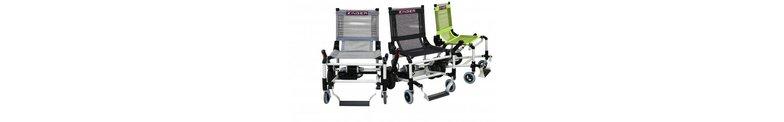 Zinger rolstoelen: licht, opvouwbaar en elektrisch