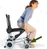 Zinger rolstoel Unieke Elektrische Rolstoel Zinger Groen
