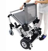 Zinger rolstoel Elektrische Opvouwbare Rolstoel Zinger Grijs