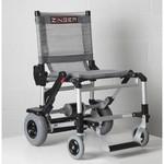 Zinger rolstoel Elektrische Opvouwbare Rolstoel Grijs
