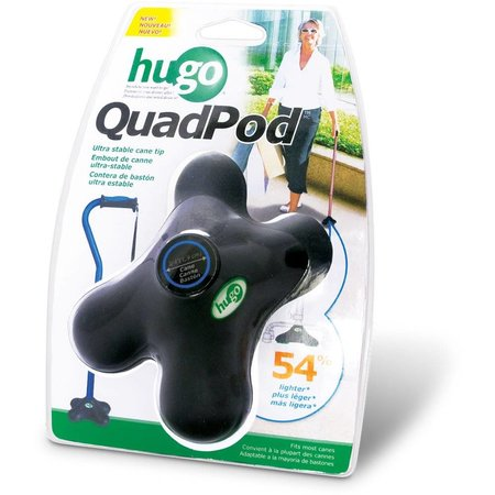 Hugo Wandelstokdop Quadpod