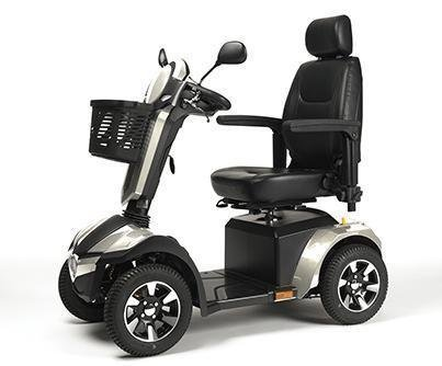 Scootmobiel vermeiren mercurius LTD