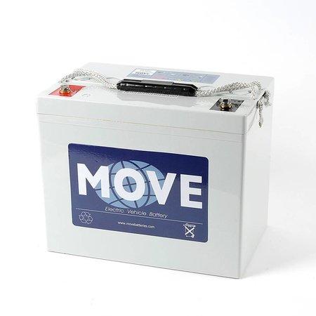 Move Scootmobiel Accu - AMG Batterij 12 Volt 85Ah
