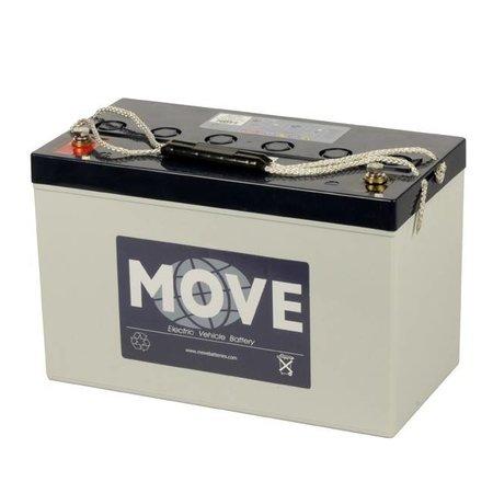 Move Scootmobiel Accu Gel 12 Volt 98Ah