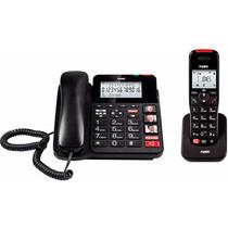 FX-8025 Seniorentelefoon - Dect en vaste telefoon
