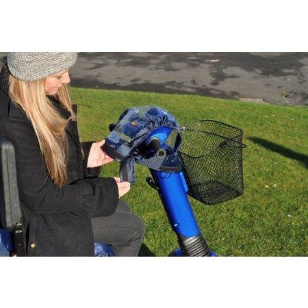 Splash Scootmobiel Display Beschermer
