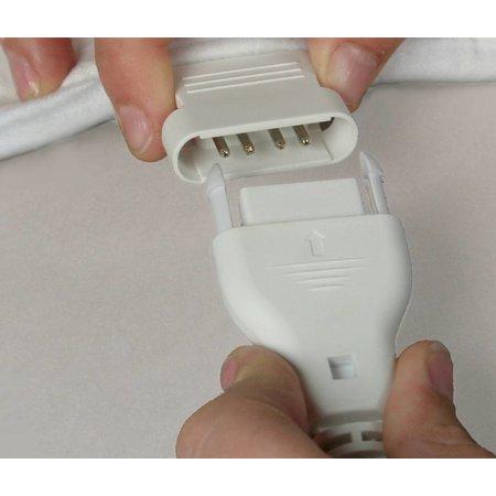 SGL Elektrische Deken Met 3 Warmtezones