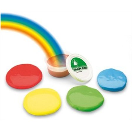 Able2 Rainbow Putty (handtherapie)
