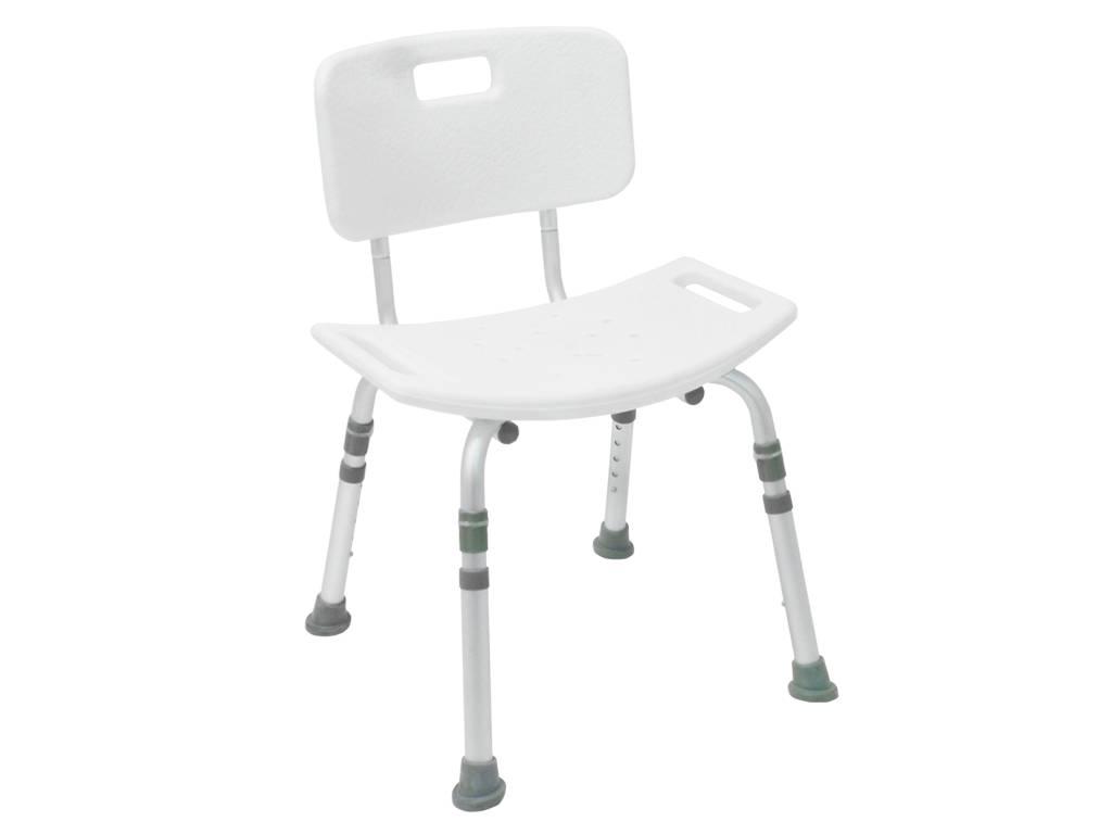 Badkamer stoel | Thuiszorgwinkel: Totale Zorgwinkel
