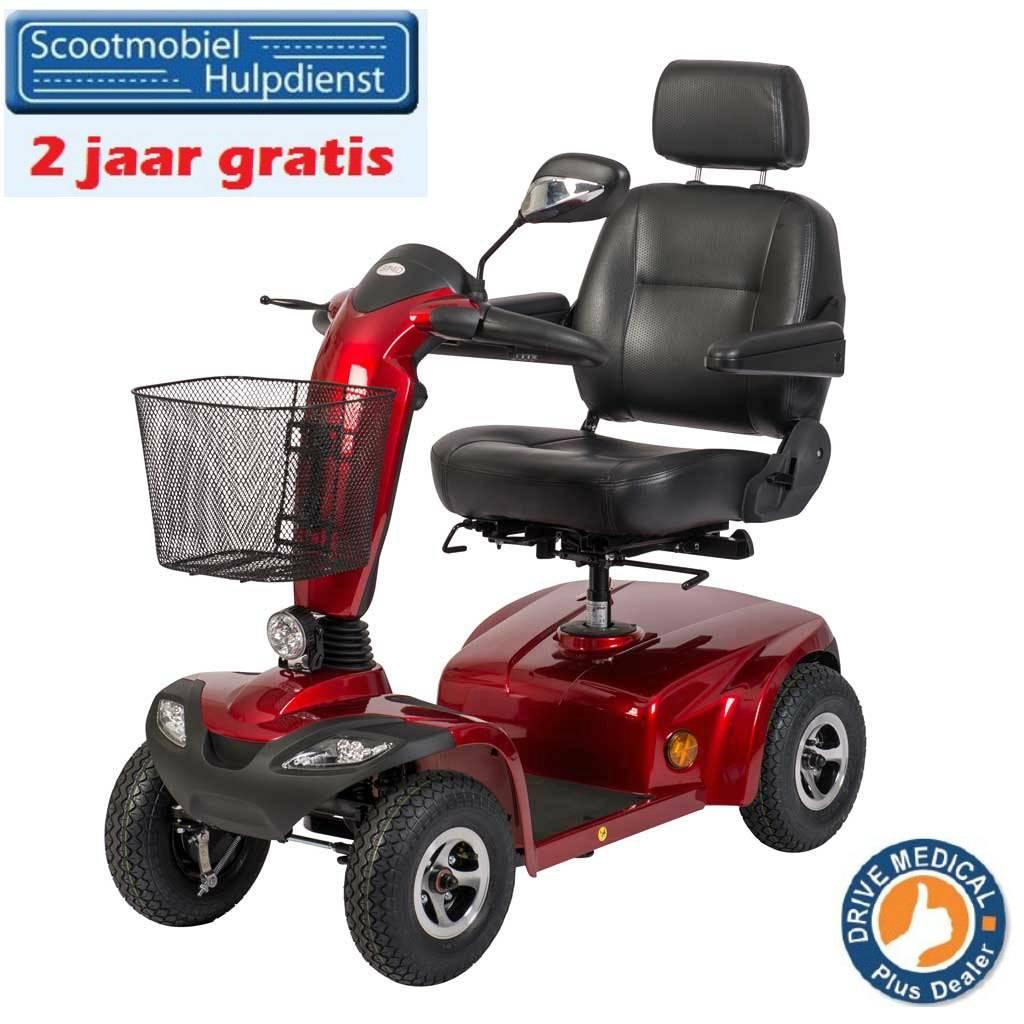 Drive ST4D scoootmobiel rood