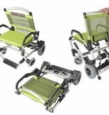 Zinger rolstoel Unieke Elektrische Opvouwbare Rolstoel Zinger