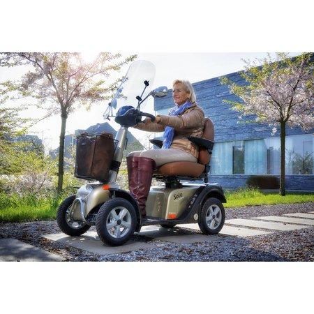 Life & Mobility Scootmobiel Solo 4 Elegance - Model 2018