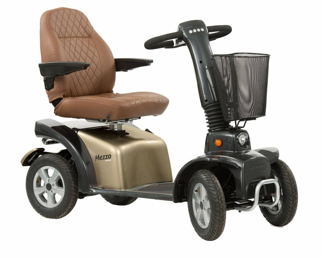 life & mobility Mezzo Retro