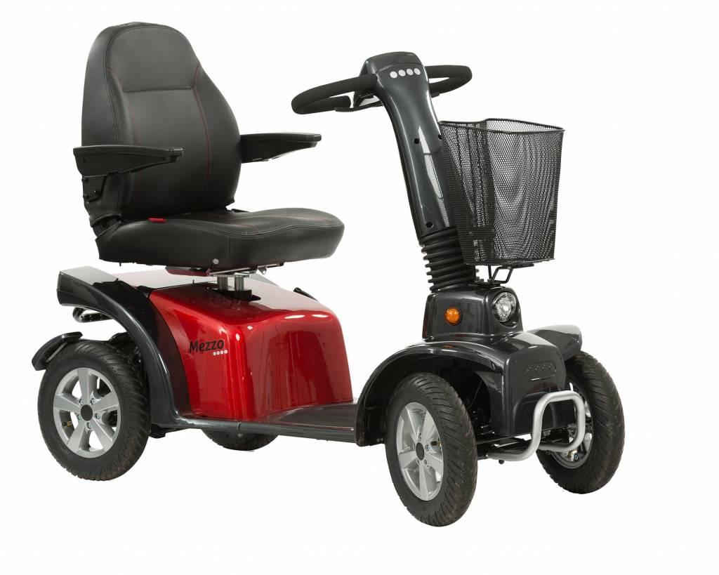 Life & Mobility Mezzo Rosso
