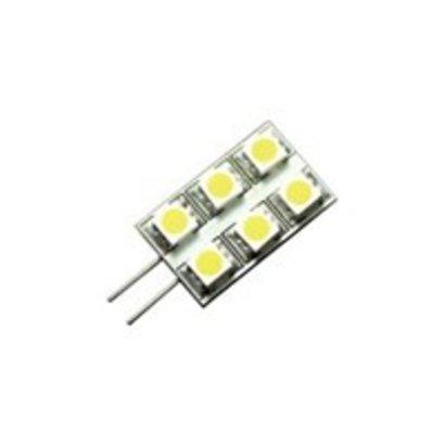 GIMEG Gimeg LED G4 x-bright R6 sidepin