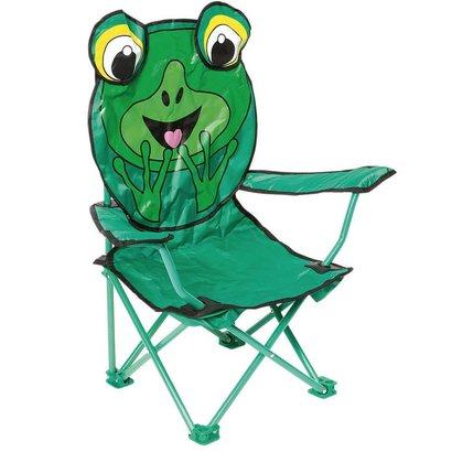Kinderstoel opvouwbaar kikker