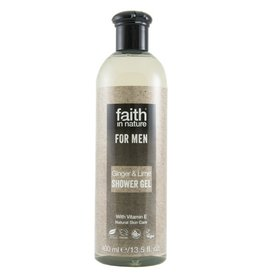 Faith in Nature Ginger & Lime Shower Gel
