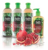 Faith in Nature Pomegranate & Rooibos Hand Wash