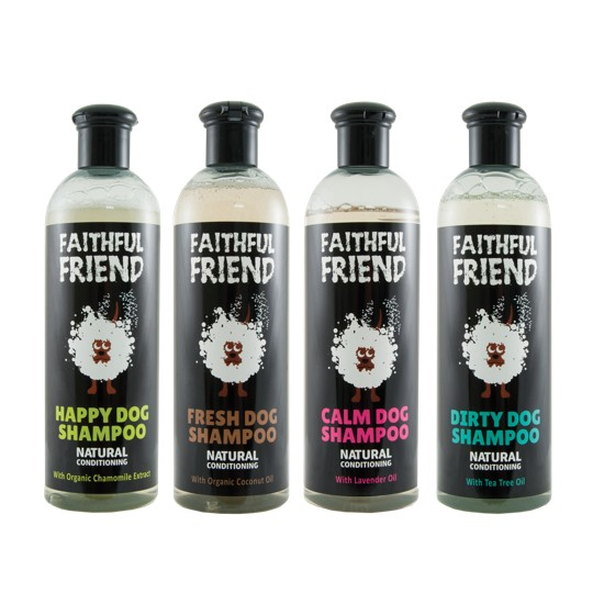 Faithful Friend Happy Dog Shampoo