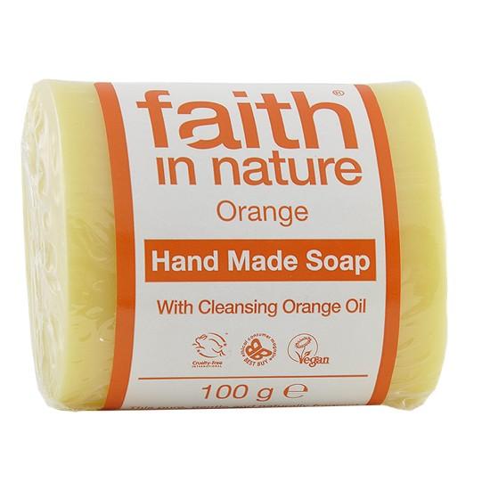 Faith in Nature Orange Soap
