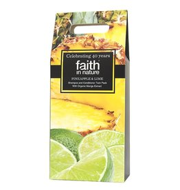 Faith in Nature Pineapple & Lime Giftset