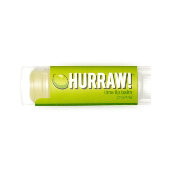 Hurraw! Lime Lip Balm