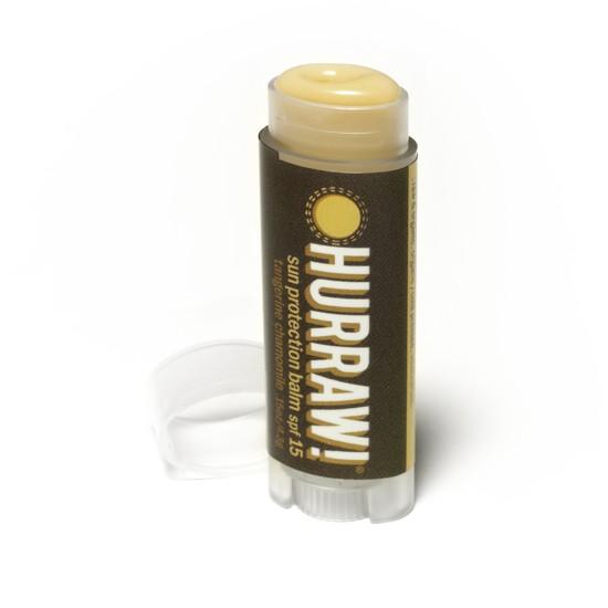 Hurraw! Sun Protection SPF15 Lip Balm