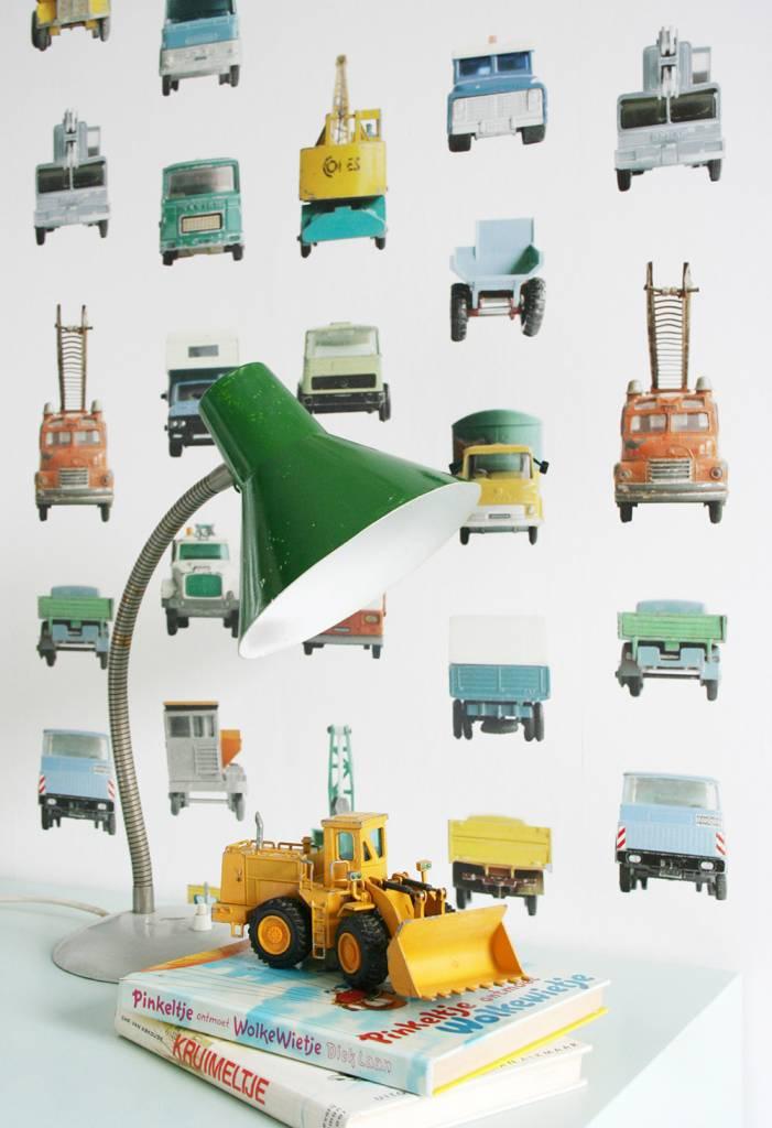 Studio Ditte Werkauto behang
