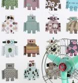 Studio Ditte Robot behang
