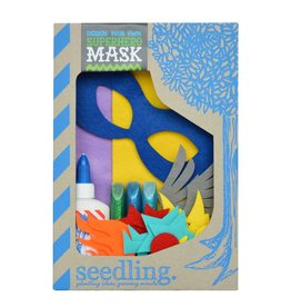 Seedling Ontwerp je eigen superhelden masker