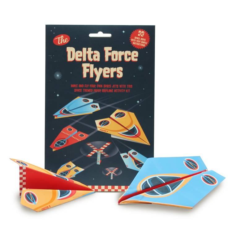 Clockwork Soldier Delta Force vliegtuigjes