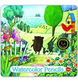 eeBoo Potloden Watercolour - Walk to the sea