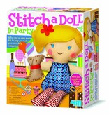 4M Stitch a doll; go party