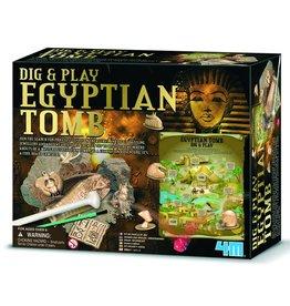 4M Dig&Play:Egyptisch graf