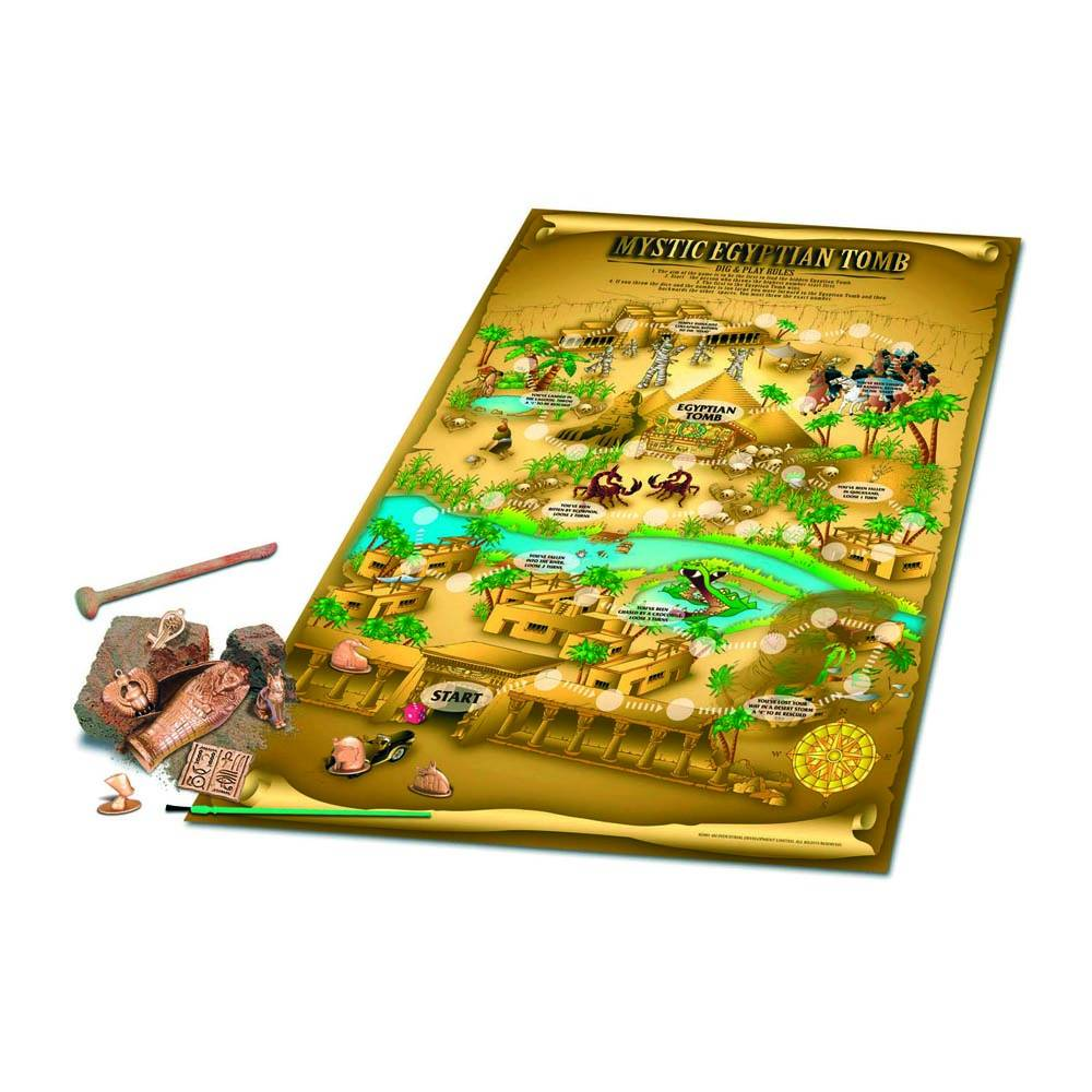 4M Dig & Play: Egyptisch graf