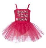 Rose&Romeo Balletpakje Sheila roze