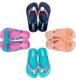Zebra Trends Slippers strik & diamant