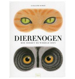 Dierenogen; hoe dieren de wereld zien