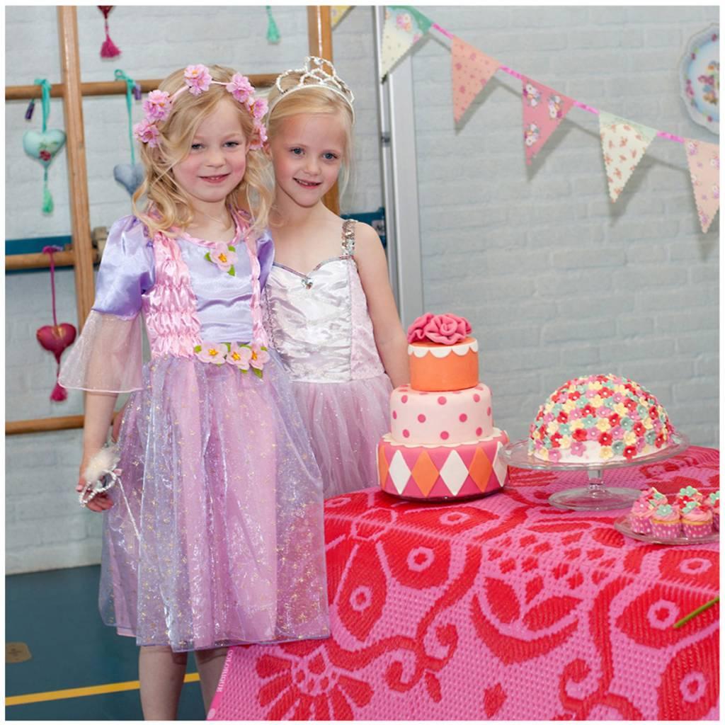 Rose&Romeo Prinsessenjurk Lizzy roze
