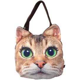 De Kunstboer Kat shopper