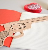 Lineaal revolver
