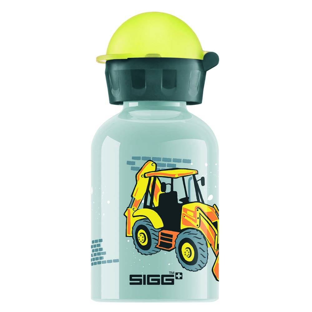 Sigg Drinkfles Bouwplaats (0,3 L)